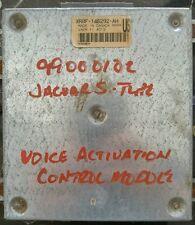 XR8F-14B292-AH   99-02 JAGUAR S-TYPE OEM VOICE ACTIVATION CONTROL MODULE UNIT