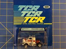 1978 Ideal TCR T15 Racing Rig White Slot Less Car 3268-0 from MidAmerica Raceway