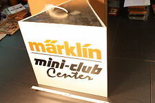 Märklin Leuchtreklame Mini Club Center, im Originalkarton                  #ab