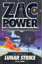 ZAC POWER - Lunar Strike by H.I. Larry