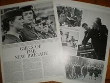 Article Women in UK Army Navy Airforce 1967