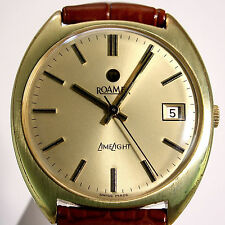 Roamer LimeLight Herrenuhr Automatic1963