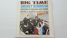 SMOKEY ROBINSON - Big Time Film Score SEALED '77 DISCO FUNK SOUL (LP) Tamla
