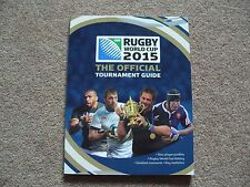 Rugby World Cup 2015 The Official Tournament Guide Book Brand New