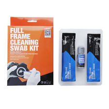 Professional FULL FRAME Sensor Cleaning Swab + Cleaner Liquids FOR DSLR Camera