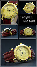 LUXURY AUTOMATIC ORIGINAL JACQUES CANTANI WATCH SERIES ORLANDO 2824-2 TIMEPIECE