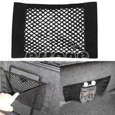 Car Back Rear Trunk Seat Elastic String Net Mesh Storage Bag Pocket Cage