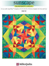 Sunscape Pattern by Margaret J. Miller FREE US SHIPPING