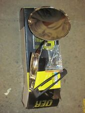 BRAND NEW OER Bowtie Chrome Rear View Mirror CM3005