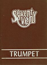 High School Yearbook Pittsfield Maine Central Institute MCI Trumpet 1977