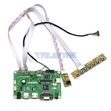 Embedded DisplayPort LCD Driver Controller Board Cable Kit For HDMI to eDP Panel