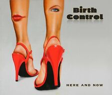 Birth Control - Here and Now (2016)  CD  NEW/SEALED  SPEEDYPOST  250316