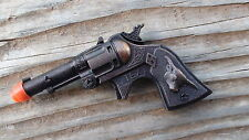 VINTAGE 1960s LESLIE HENRY Wagon Train TEX DERRINGER TOY CAP GUN