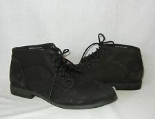Urban Outfitters BDG Women's Suede Lace-Up Ankle Boots Retail $89 size 7