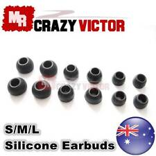 6 Pairs S/M/L Silicone Earbuds For Sennheiser Sony Denon Skullcandy UE Earphone