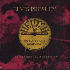 "Elvis Presley The Sun Singles Collection 7"" Pink Vinyl 5 x 45RPM RRP $69.95"