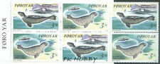 Denmark Faroe 1992 Mi MH 5 ** Animals Seals Foki