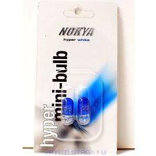 Nokya 168 194 W5W Hyper White Car Mini Wedge Accessories Light Bulb NOK5204