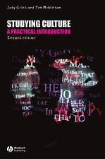Studying Culture: A Practical Introduction by Judy Giles, Tim Middleton...