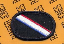 3rd SOCCE Special Operations C&C Element SOCSOUTH Airborne para oval patch m/e