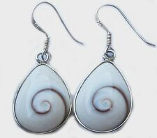 Charms Shiva Eye Earring Sterling Silver 925
