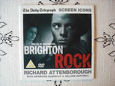 PROMO DVD FILM - BRIGHTON ROCK -BRITISH NEW WAVE ERA -  DRAMA/THRILLER