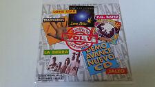 "CD ""OBJETIVOS'96 VOL V"" CD SINGLE 17 TRACKS CARD SLEEVE JALEO LONE STAR TRADIVAR"