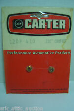Carter AFB Carburetor tuning jet  120P 410 Orifice size .110''