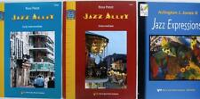 6 Piano Songbooks Jazz Alley  Jazz Expressions  Inter.  Advanced Kjos Ross Petot