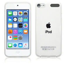 Clear Silicone Gel Case Cover For Apple iPod Touch 6 6G 6th Generation Gen