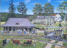 PUZZLE...JIGSAW....FAIR....The Canaan Station....1000 Pc...Sealed