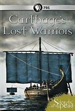 Secrets of the Dead: Carthage's Lost Warriors Factory Sealed DVD w/Free Shipping