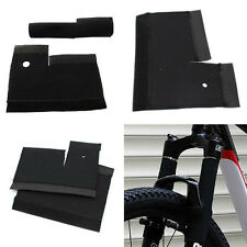 1Pair/2Pc Cycling MTB Bike Bicycle Front Fork Protector Pad Wrap Cover Set FT