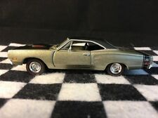 1969 Dodge Super Bee SILVER RARE 1:43 LIMITED EDITION DIECAST