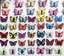 50x Assort stlye Fridge Refrigerator Magnet Vivid Butterfly Collection NEW