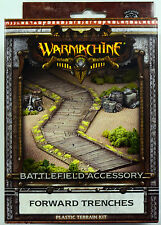 Warmachine Battlefield Accessory Forward Trenches PIP 91090 - NEW