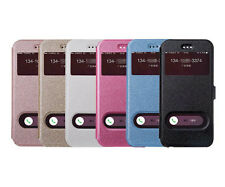 100% New Flip PU Leather Flip Case Cover For Apple iphone 4 iphone 4S