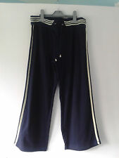 Ladies 3/4 sport trousers size 8-10