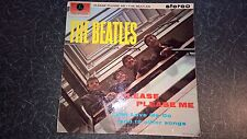 An original 1963 UK Stereo pressing of the first UK LP produced by The Beatles