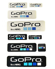 9pcs/lot New Arrival For Gopro Hero3 Accessories Icon Sticker Free shipping