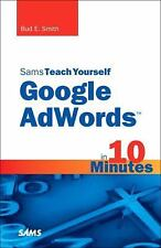 Sams Teach Yourself Google AdWords in 10 Minutes (Sams Teach Yourself -ExLibrary