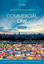 Commercial Law, Good Condition Book, Roach, Lee, Osborne, Greg, Baskind, Eric, I