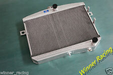 aluminum alloy radiator Volvo Amazon P1800 B18 B20 engine GT M/T