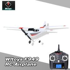 Original Wltoys F949 2.4G 3Ch RC Airplane Fixed Wing Plane Outdoor toys I5Y4