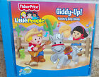 """GIDDY-UP"" Fisher Price Little People Country Sing-Along CD 20 tracks FREE POST"