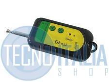 SPYCAM DETECTOR RILEVATORE di Microspie Cimici e segnali wireless 100 - 2600 Mhz