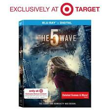 The 5th Wave (Blu-ray + Digital) (Target Exclusive), including Bonus disc