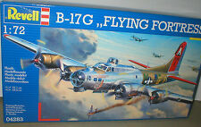 Boeing B17G FORTRESS 'MISCHIEF'324 B/S USAAF Bassingbourne 1/72 scale 237 parts