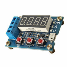 1-2-12V-Battery-Capacity-Tester-External-Load-Discharge Capacity Test 18650