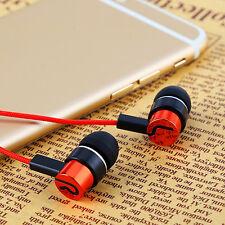 Waterproof Braised Earphones In Ear Earbuds Exercise Headphones Bass earset Lot